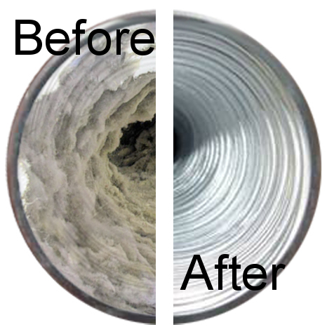 raleigh dryer vent cleaning