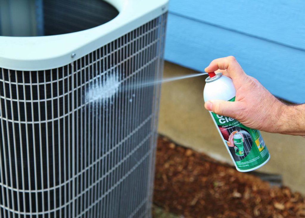 ac cleaning company