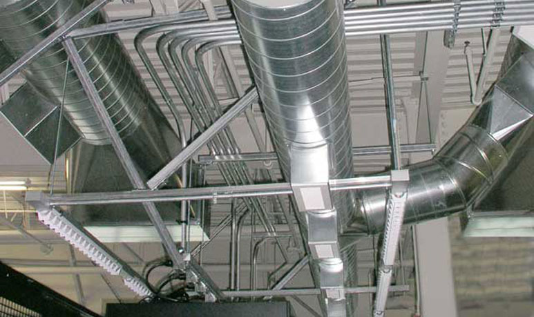 Commercial Kitchen Exhaust Duct Insulation