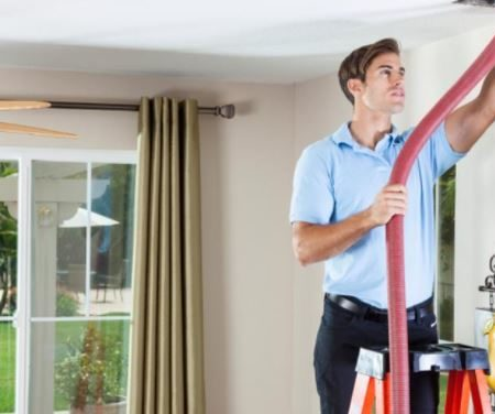 Residential HVAC Cleaning Cost